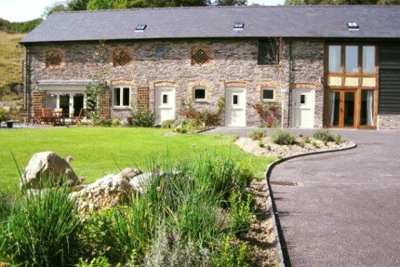 Garth Barns, yoga retreat venue